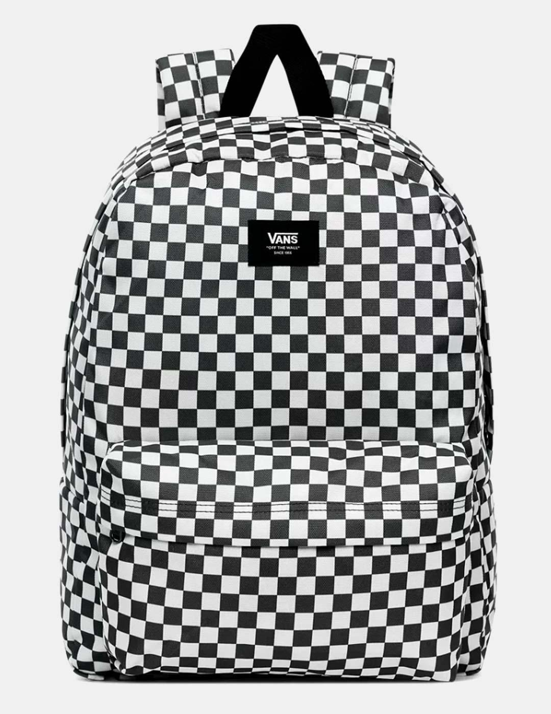 Mochila VANS OLD SKOOL III - Black/White Check