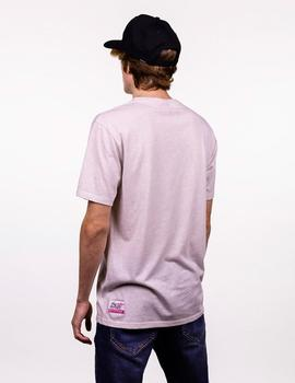 Camiseta Hydroponic PINK ESCAPE - Vintage White