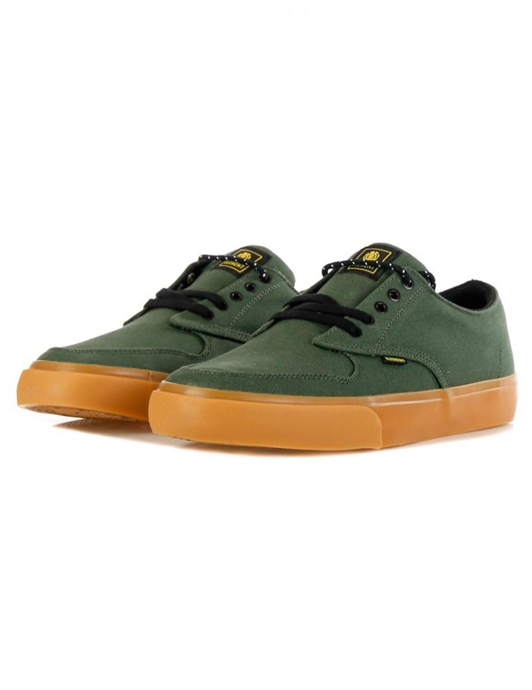 Zapatillas Element TOPAZ C3 - Army Gum