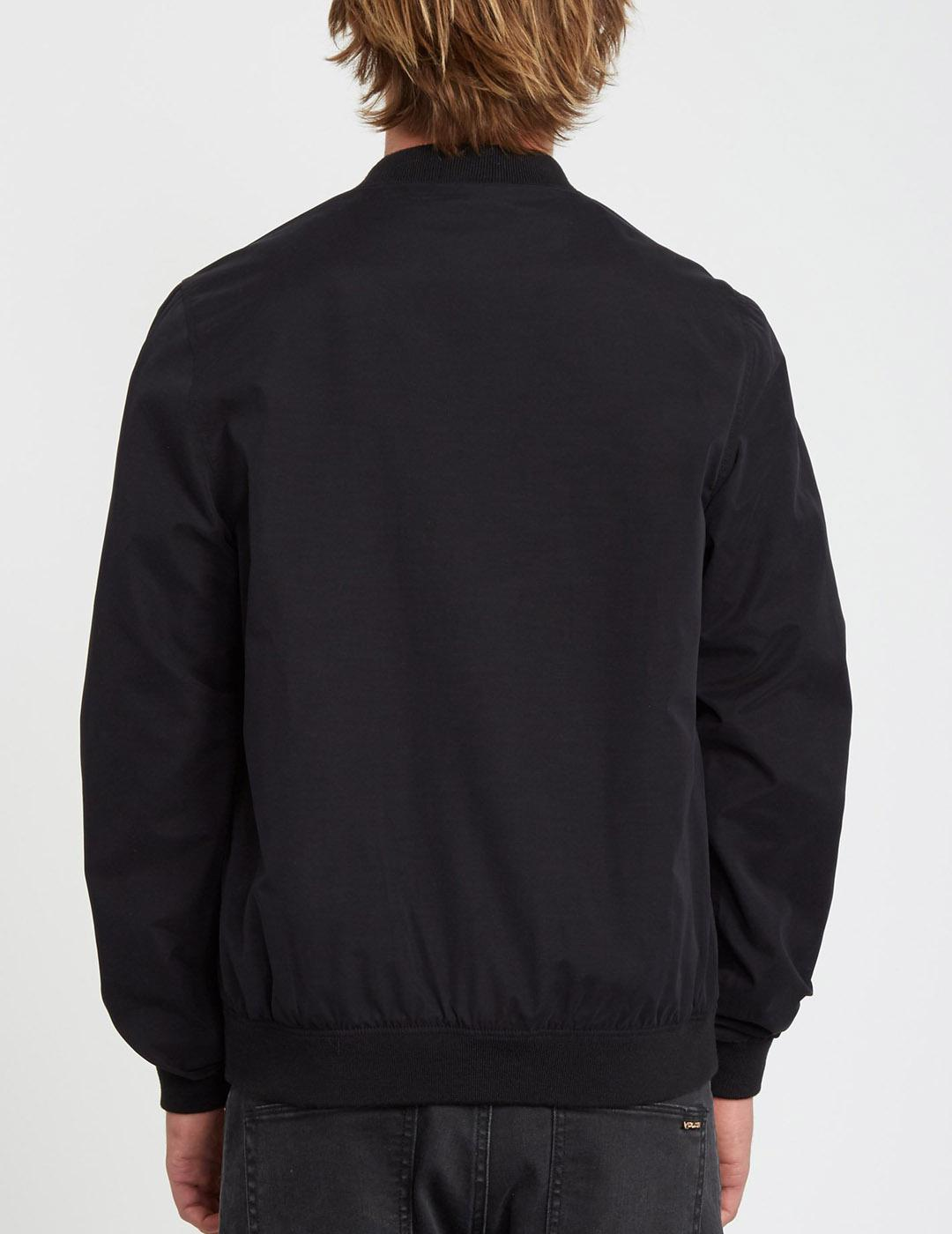 CAZADORA VOLCOM BURNWARD JACKET BLK BLACK