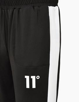 Pantalón 11Degrees CUT AND SEW TRACK - Black/Grey/White
