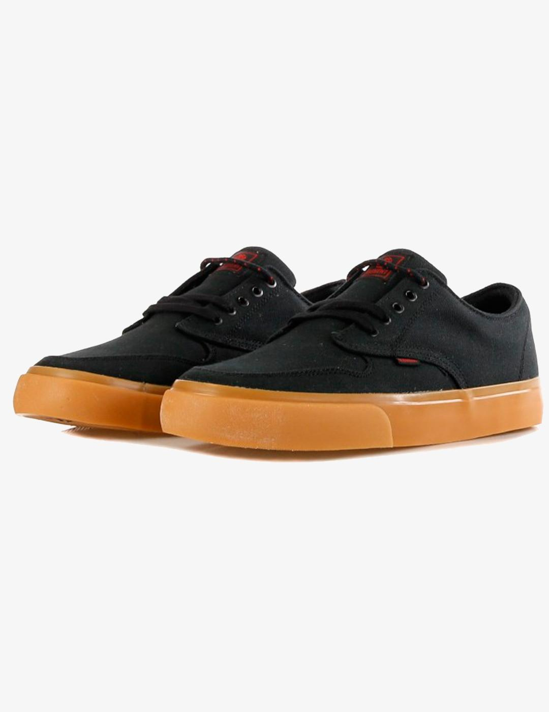 Zapatillas TOPAZ C3 - Black Gum Red