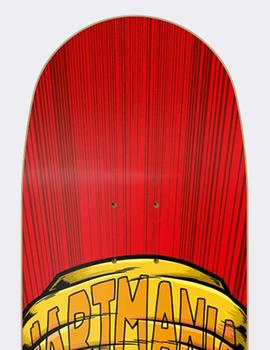 Tabla Skate JART HULK HOGAN 8.5' X 32.05' POOL BEF
