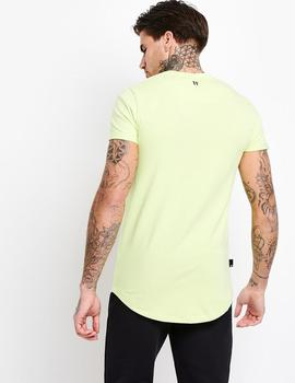 Camiseta Eleven CORE MUSCLE FIT - Neon Lime