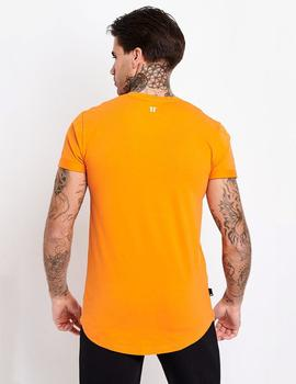 Camiseta Eleven CORE MUSCLE FIT - Persimmon Orange