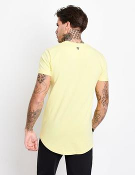 Camiseta Eleven CORE MUSCLE FIT - Canary Yellow