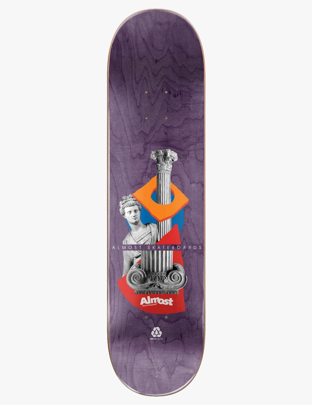 Tabla Skate DILO RELICS 8.0' - Youness Amrani Gree