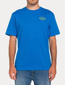 Camiseta Element PEANUTS SLIDE - Imperial Blue