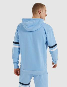 Sudadera Capucha Ellesse TOTO - Light Blue