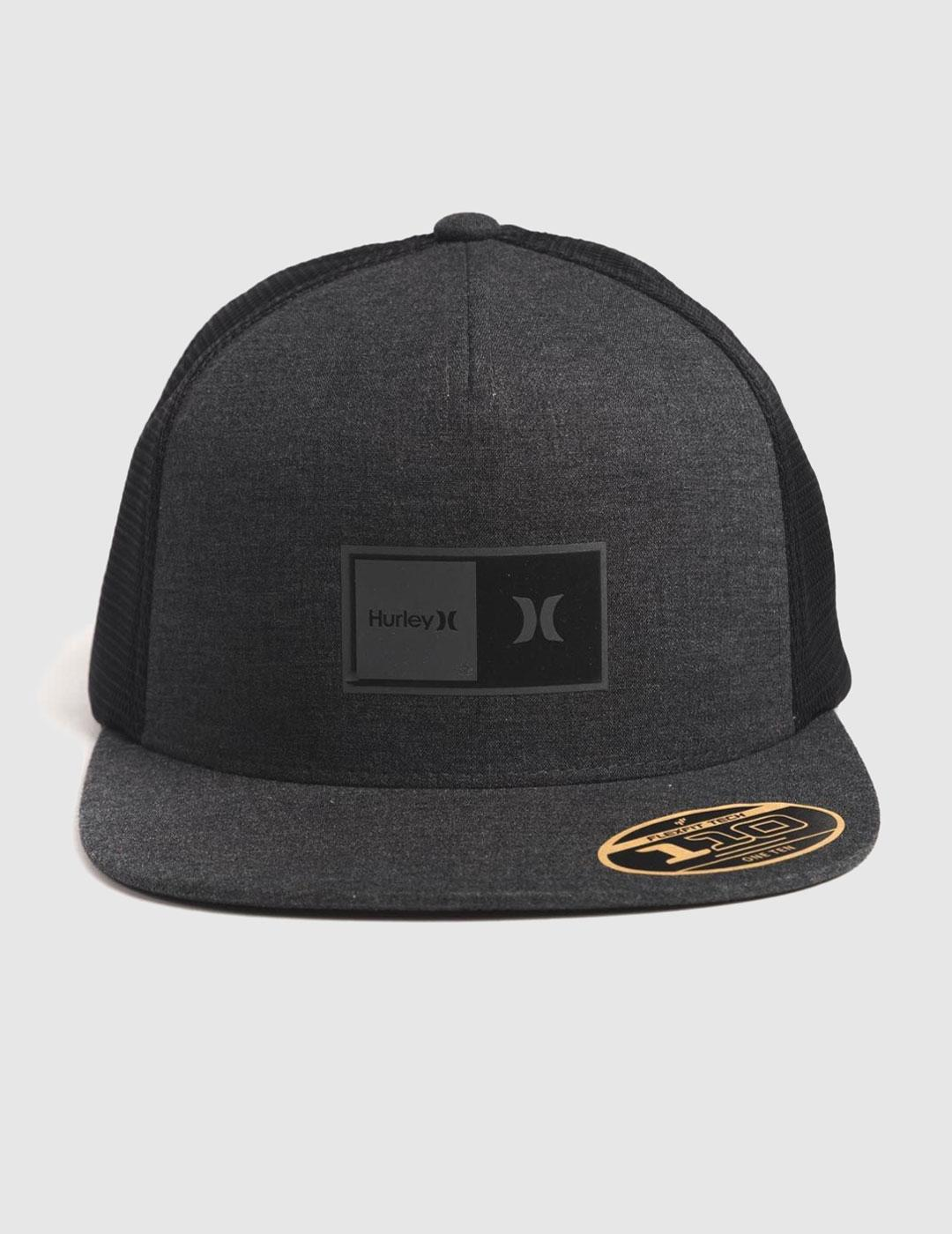 Gorra Hurley NATURAL 2.0 TRUCKER - Black Heather