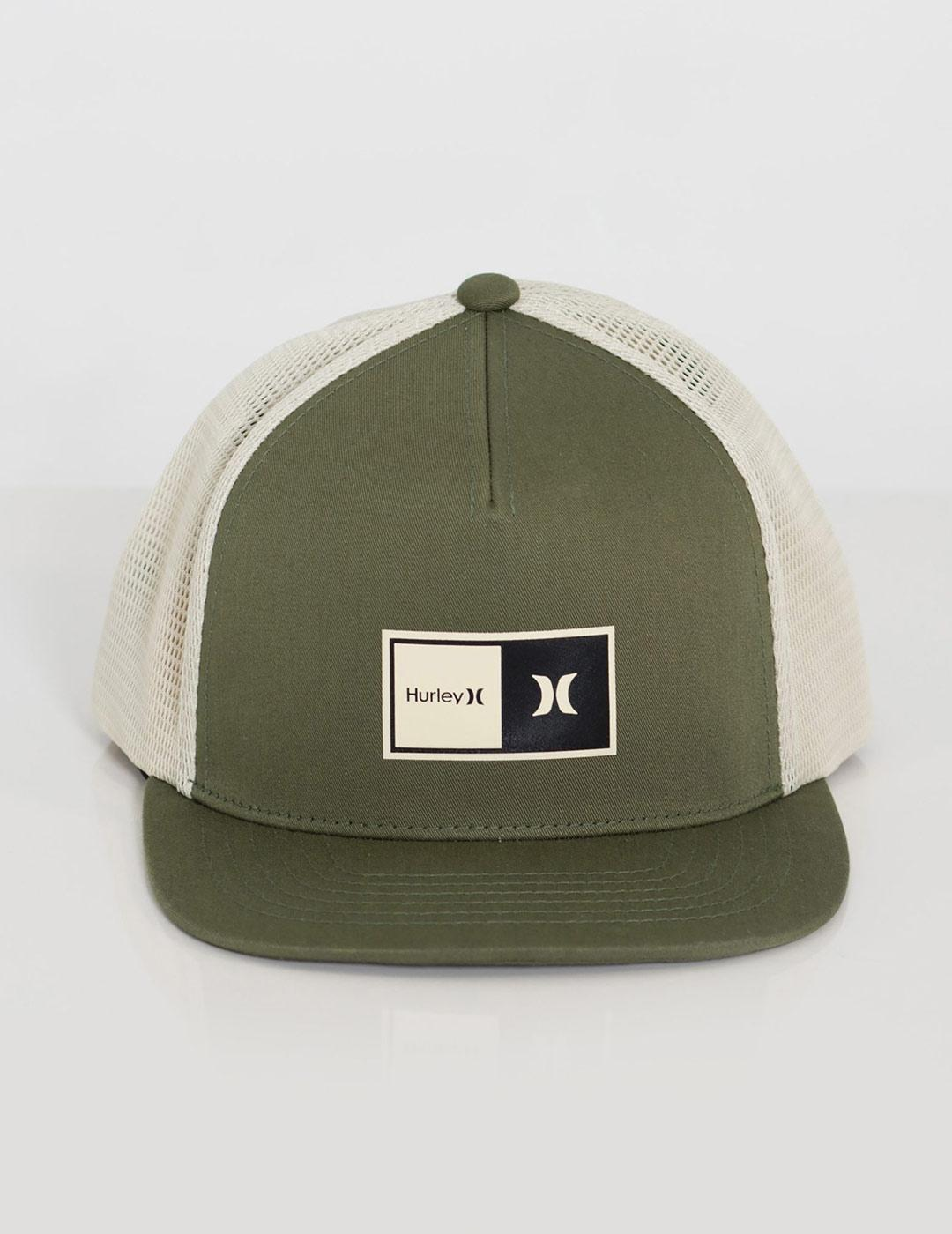 Gorra Hurley NATURAL 2.0 TRUCKER - Green