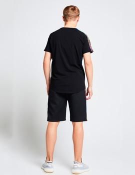 Bermuda Illusive London TAPED SHORT - Black
