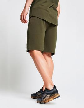 Bermuda Illusive London TAPED SHORT - Khaki