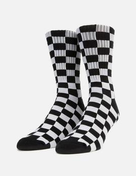 Calcetines Vans CHECKERBOARD II - Black white check