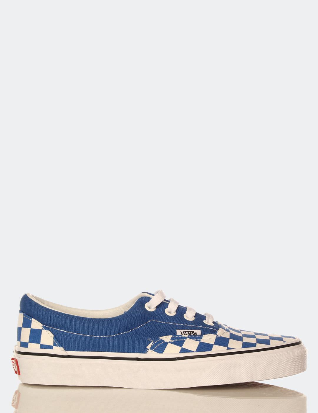 Zapatillas W ERA - CHECK LAPIS BLUE