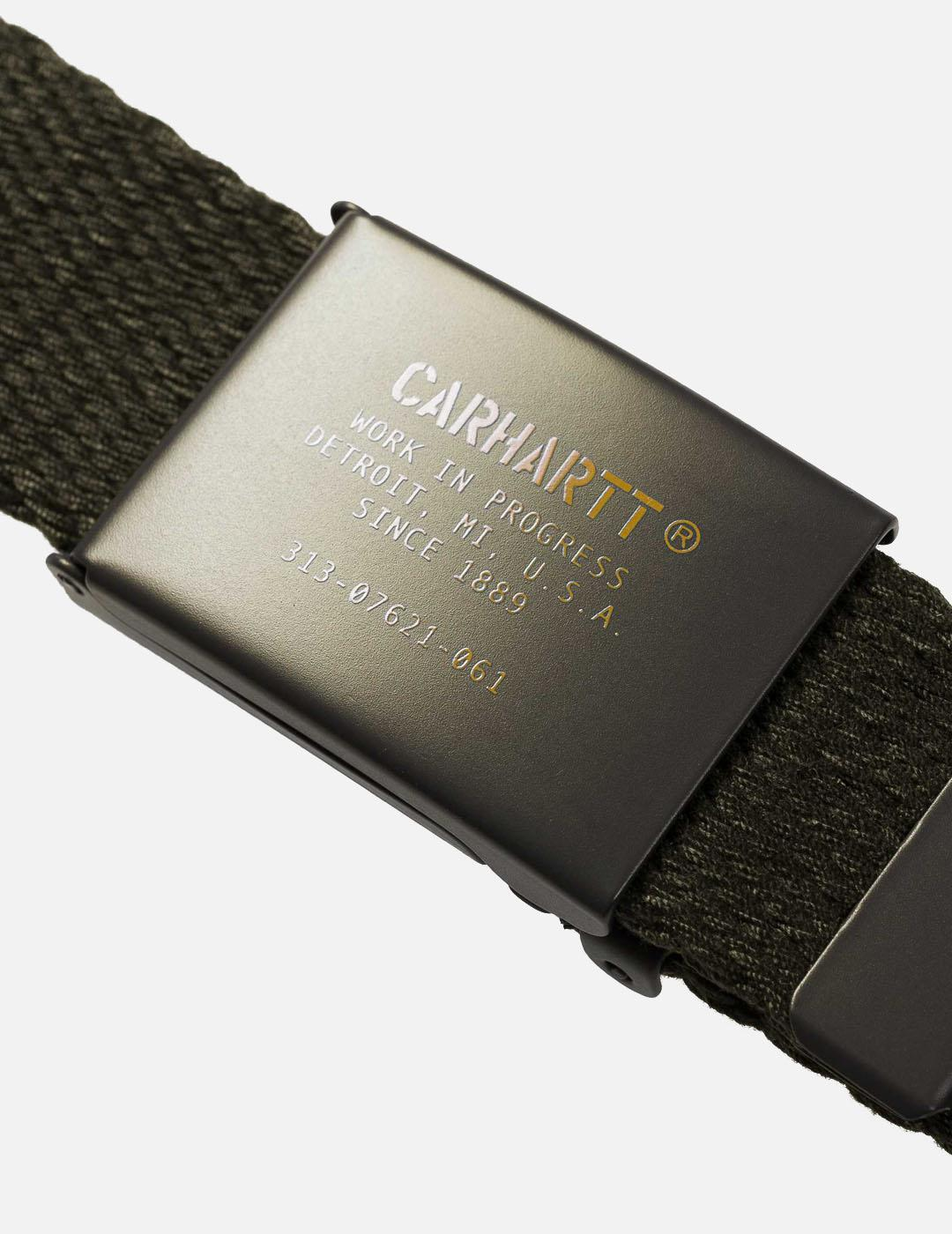 Cinturón Carhartt MILITARY PRINTED BELT - Cypress
