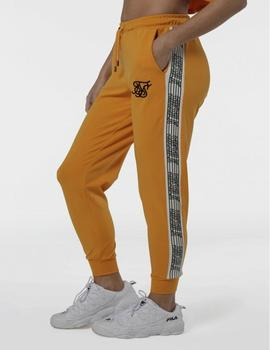 Pantalón SIKSILK CROPPED RUNNER JOGGERS - YELLOW