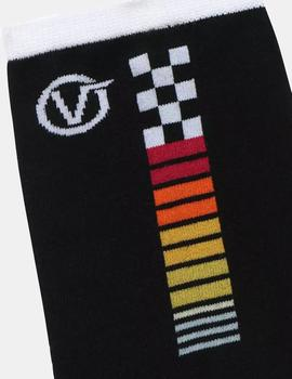 Calcetines Vans TICKER - Black final lap