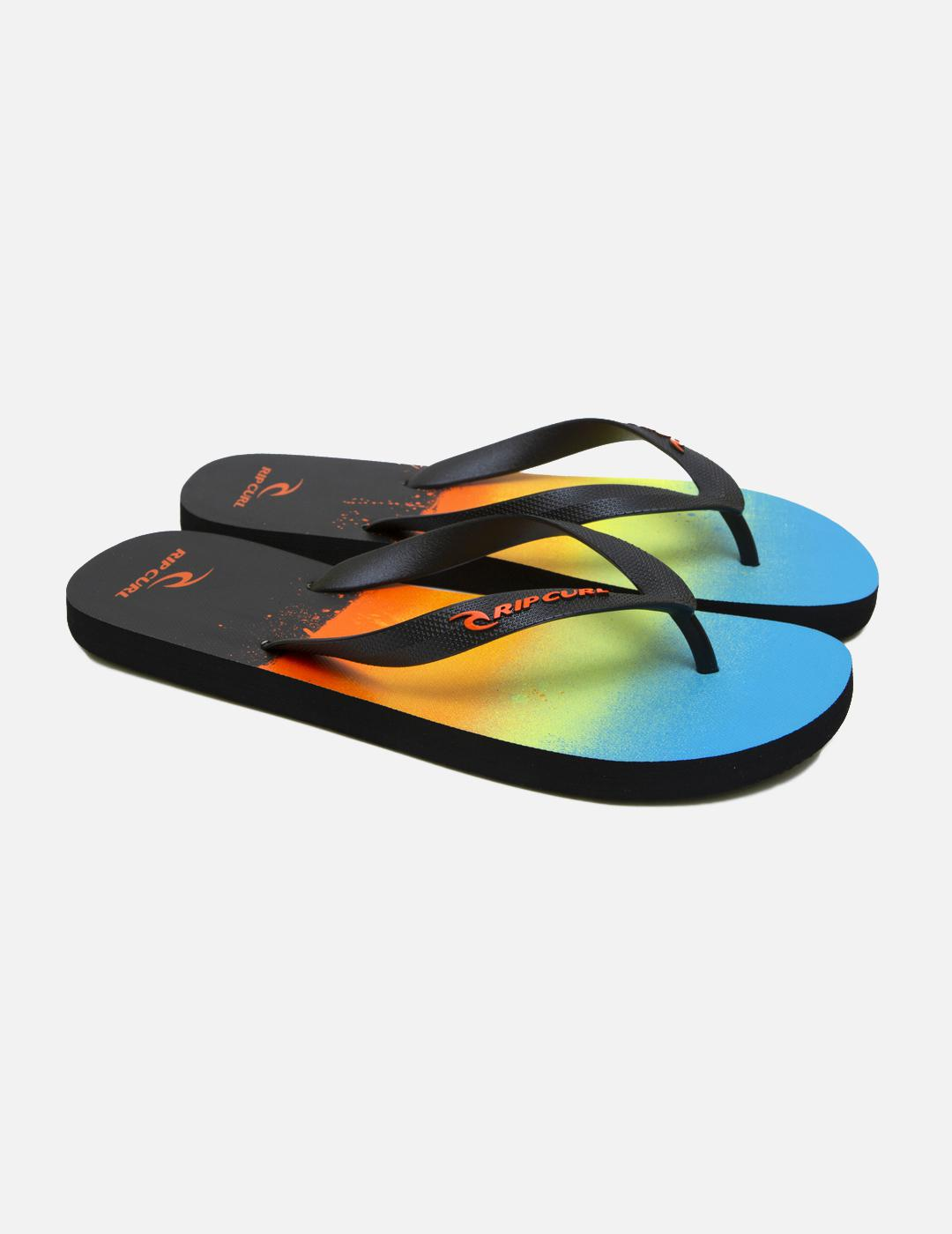 Chanclas Rip Curl OVERSPRAY Orange