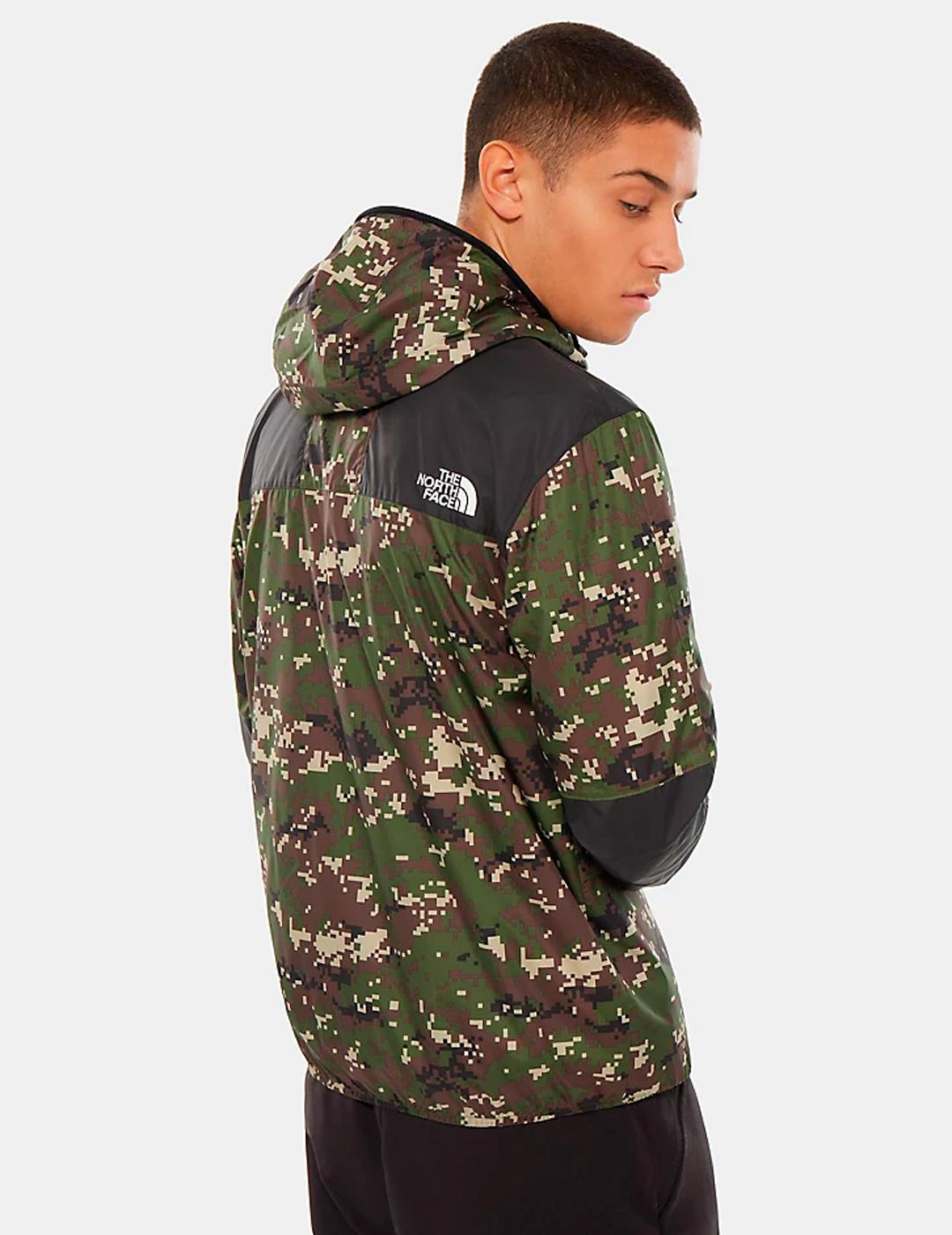 Chubasquero The North Face M 1985 SEASONAL - Englsh camo
