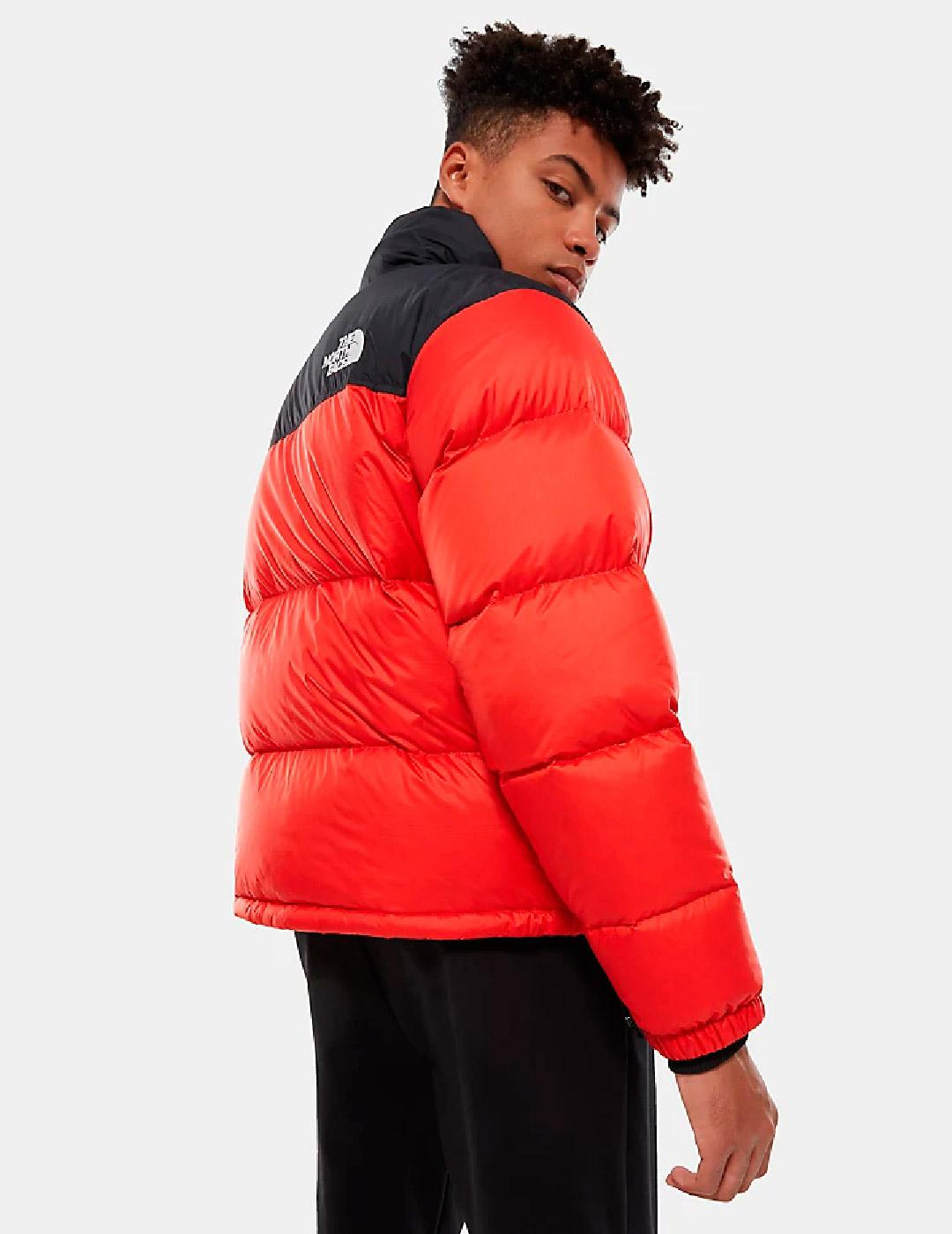 Cazadora The North Face M 1996 RETRO NUPTSE - FIERY RED