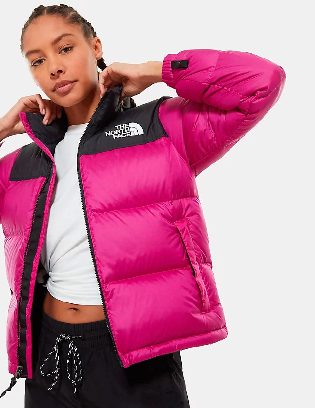 Cazadora The North Face W 1996 RETRO NUPTSE - Purple