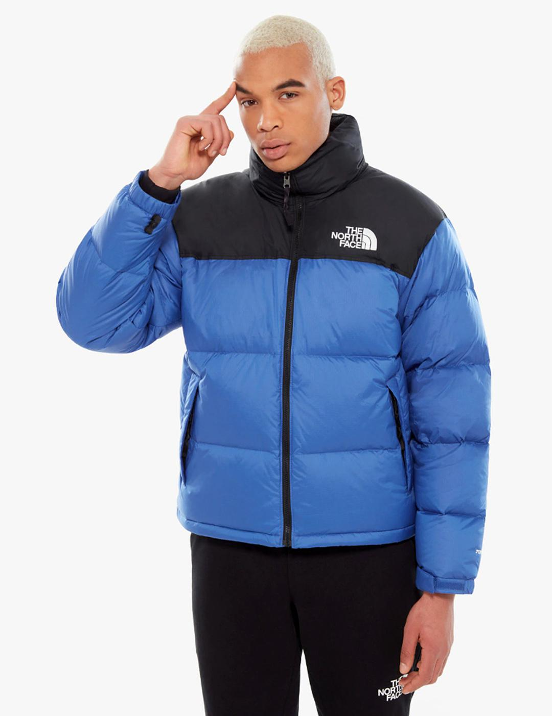 Cazadora The North Face 1996 RETRO NUPTSE - Azul