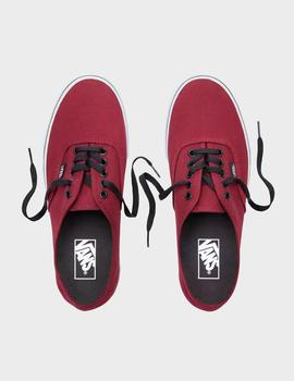 Zapatillas Vans  AUTHENTIC - Port royale black