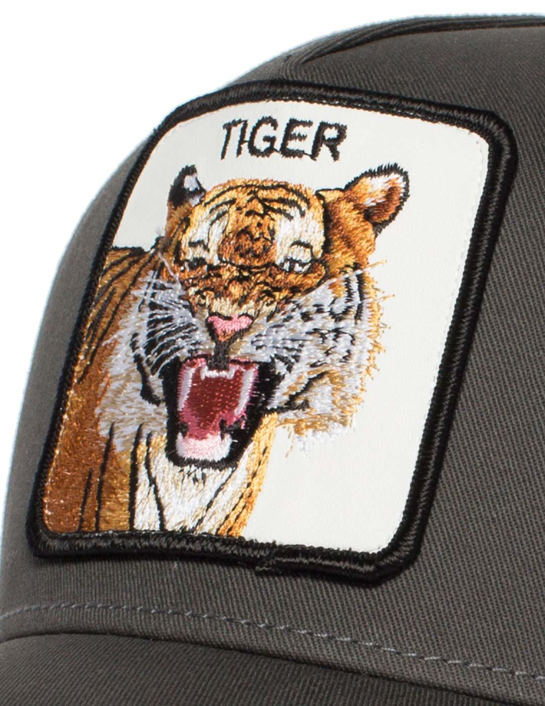 Gorra Goorin Bros EYE OF THE TIGER - GRY