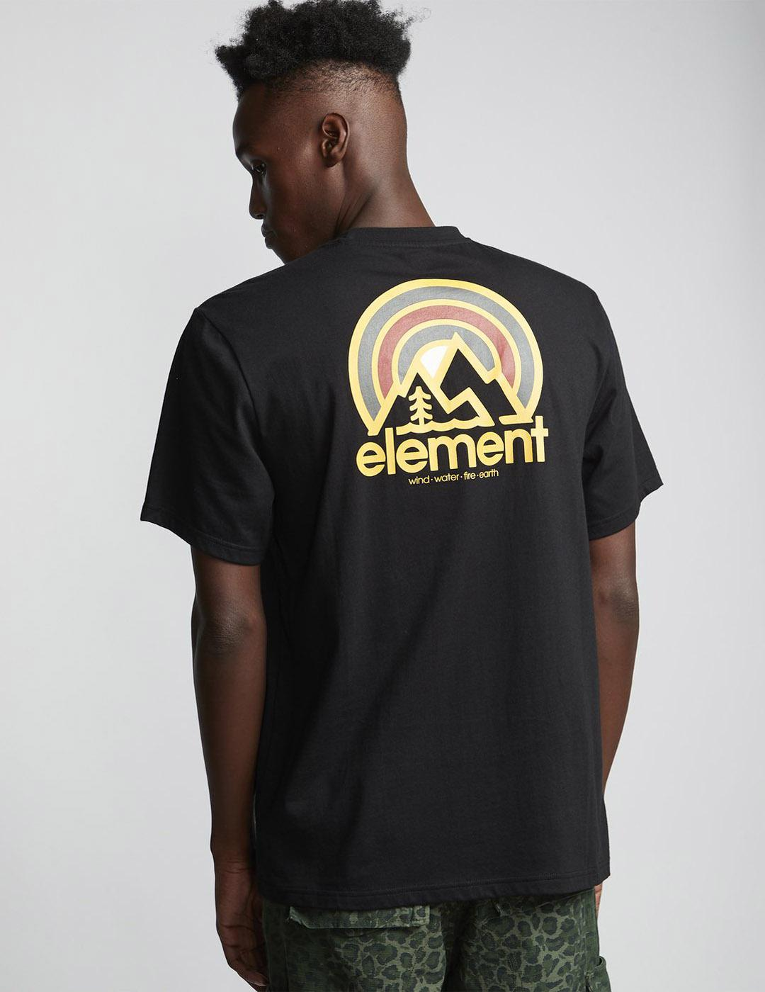 Camiseta Element SONATA SS TEE Black