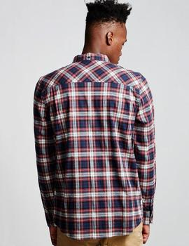 Camisa Element  LUMBER CLASSIC - PORT