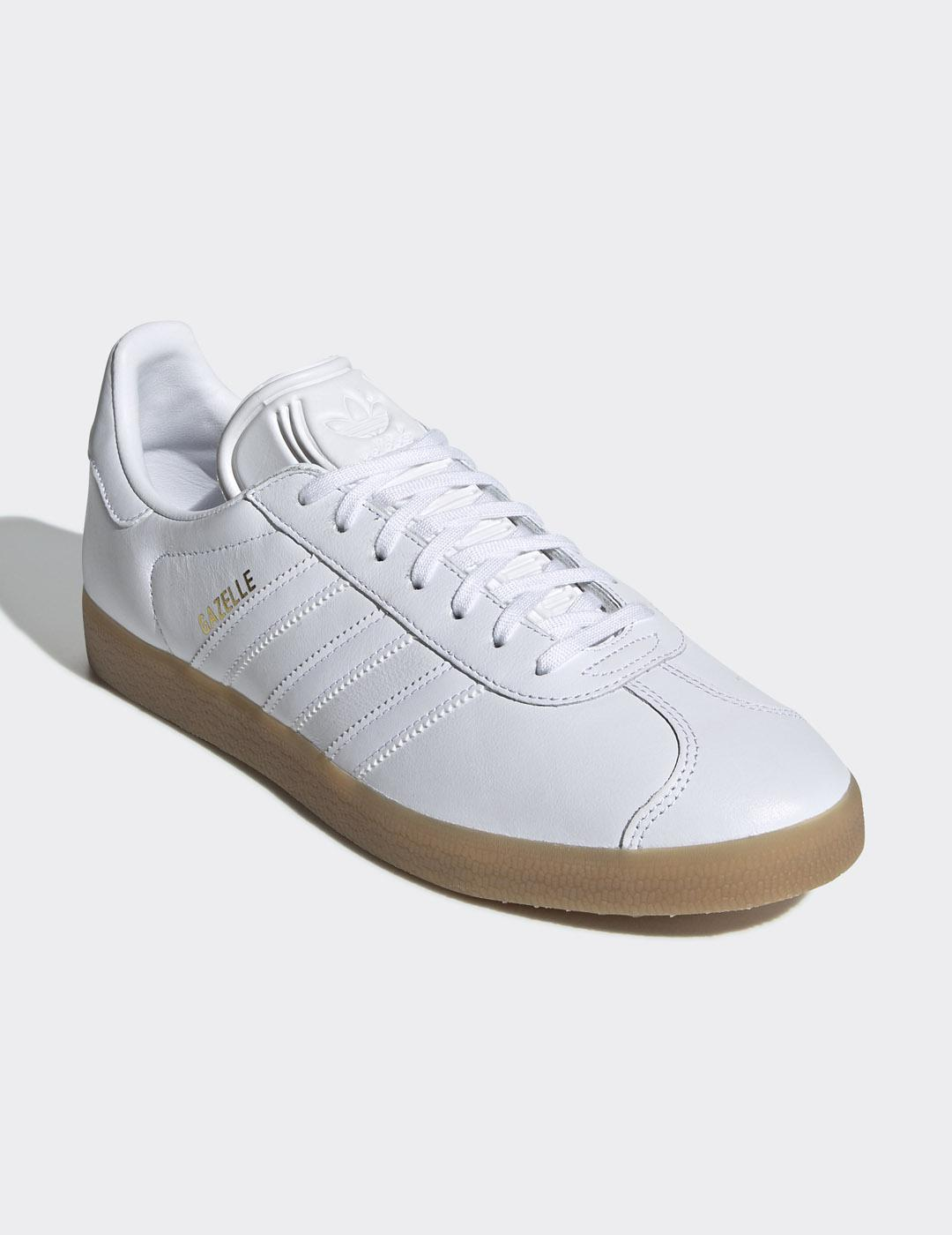 Zapatillas Adidas GAZELLE 20 - WHITE WHITE