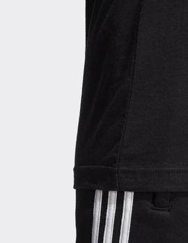 Camiseta Adidas  3 STRIPES - Negro