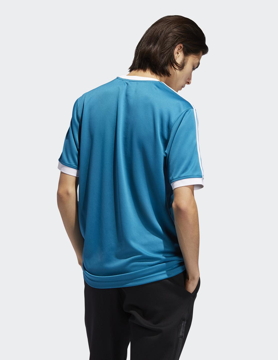 Camiseta Adidas CLUB JERSEY - Active Teal White