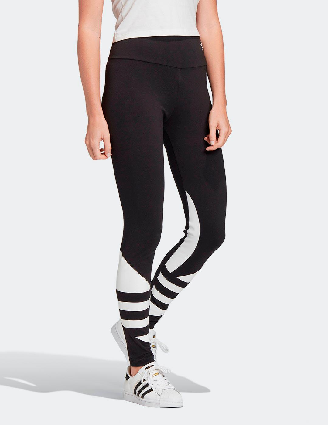 Leggins LRG LOGO TIGHT - Negro