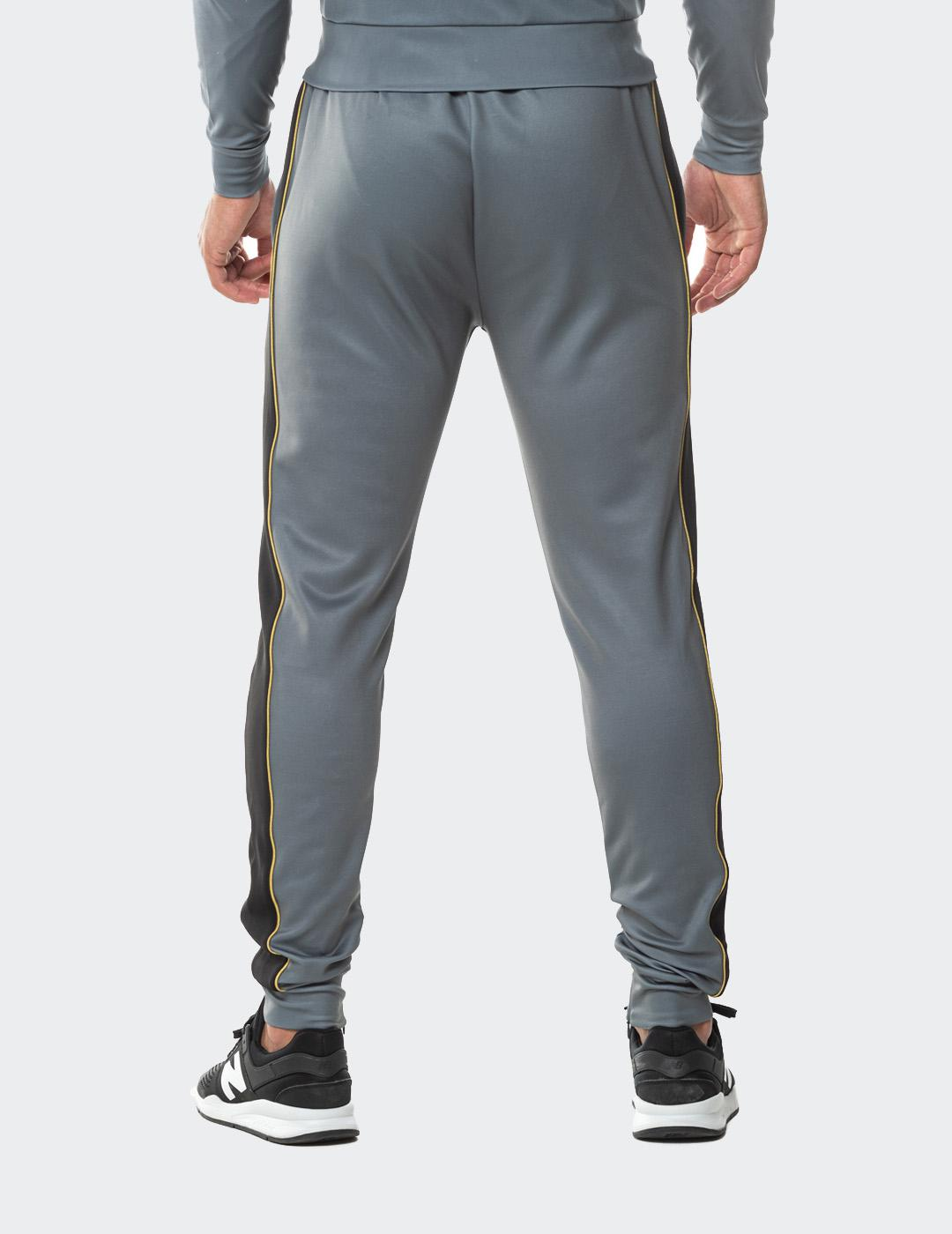 Pantalón Eleven Degree POLY JOGGERS - Anthracite black gold