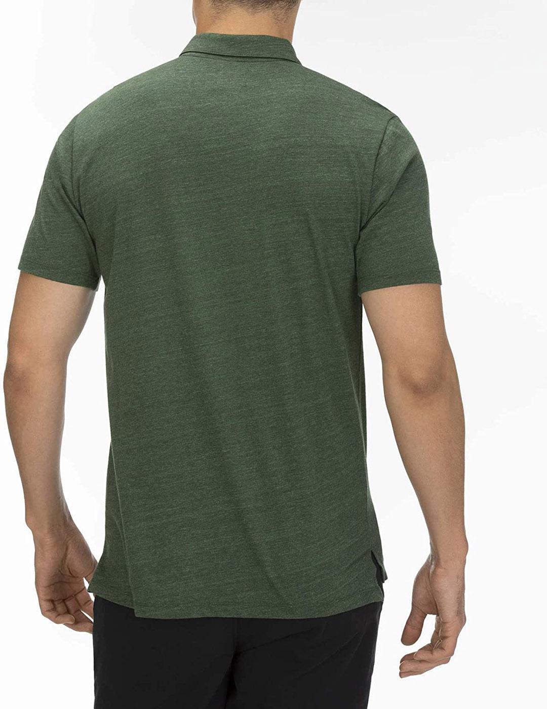 Polo DRI-FIT CORONADO SS - DARK FOREST