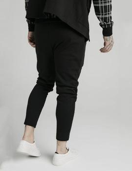 Pantalón Smart Pleated - Negro