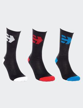 Calcetines DIRECT SOCK - BLACK