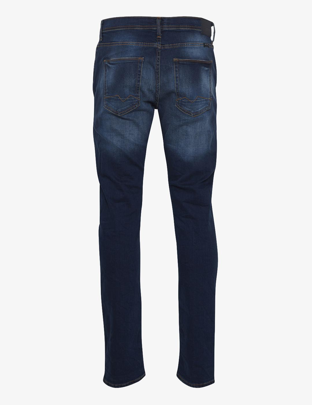 Pantalón 9689 CLEAN - Denim Dark Blue