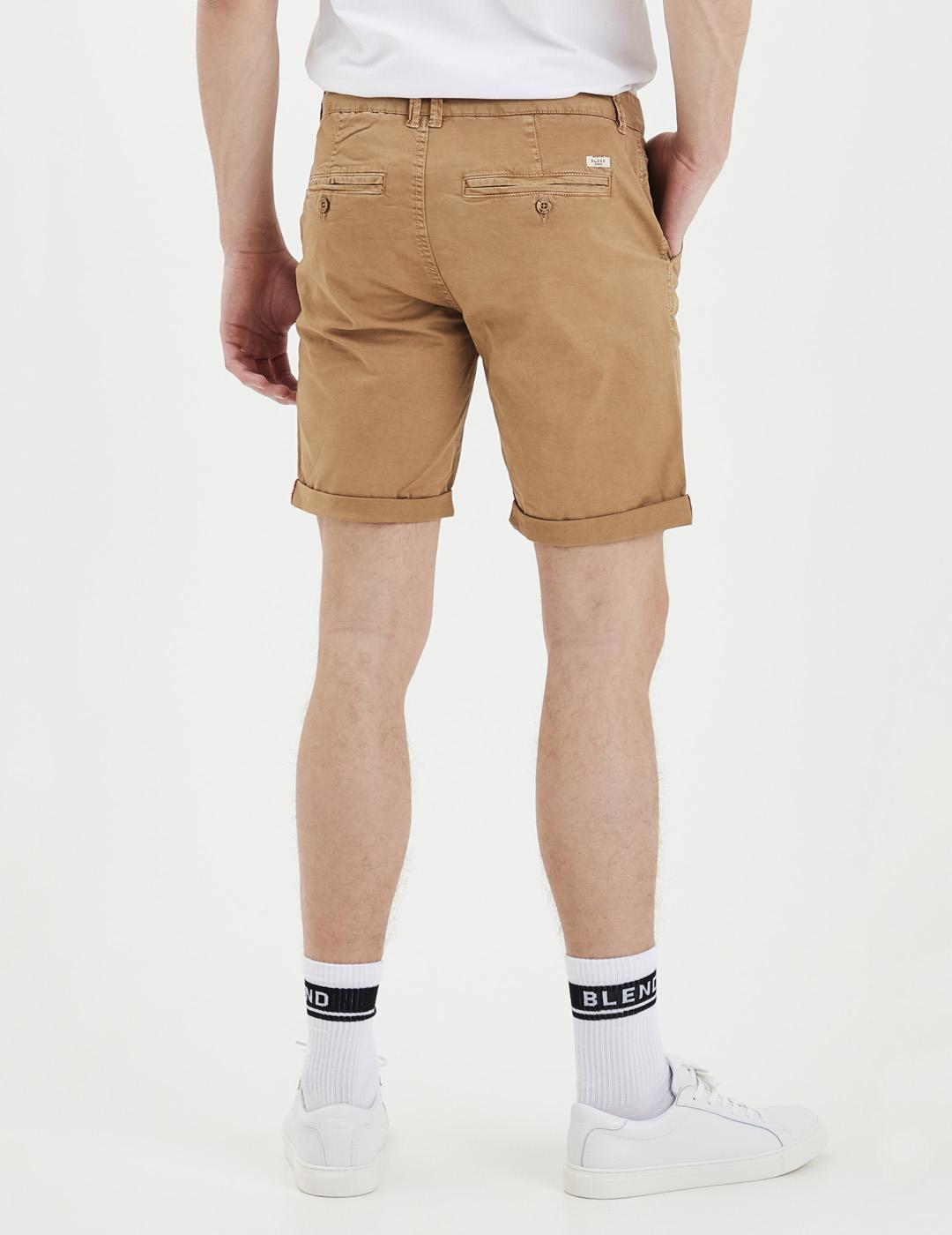 Bermuda 9736 CHINO - Tiger Brown