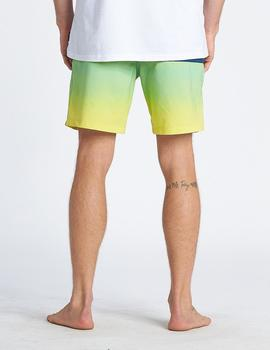 Bañador Billabong FIFTY50 LB 17' BOARDSHORT citrus