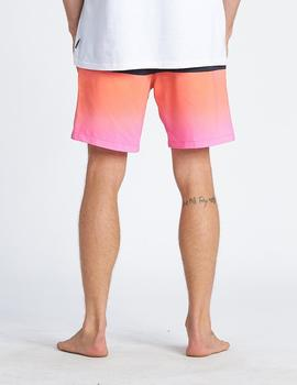 Bañador Billabong FIFTY50 LB 17' BOARDSHORT neon pink