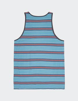 Camiseta Billabong DIE CUT TANK TEE harbor blue