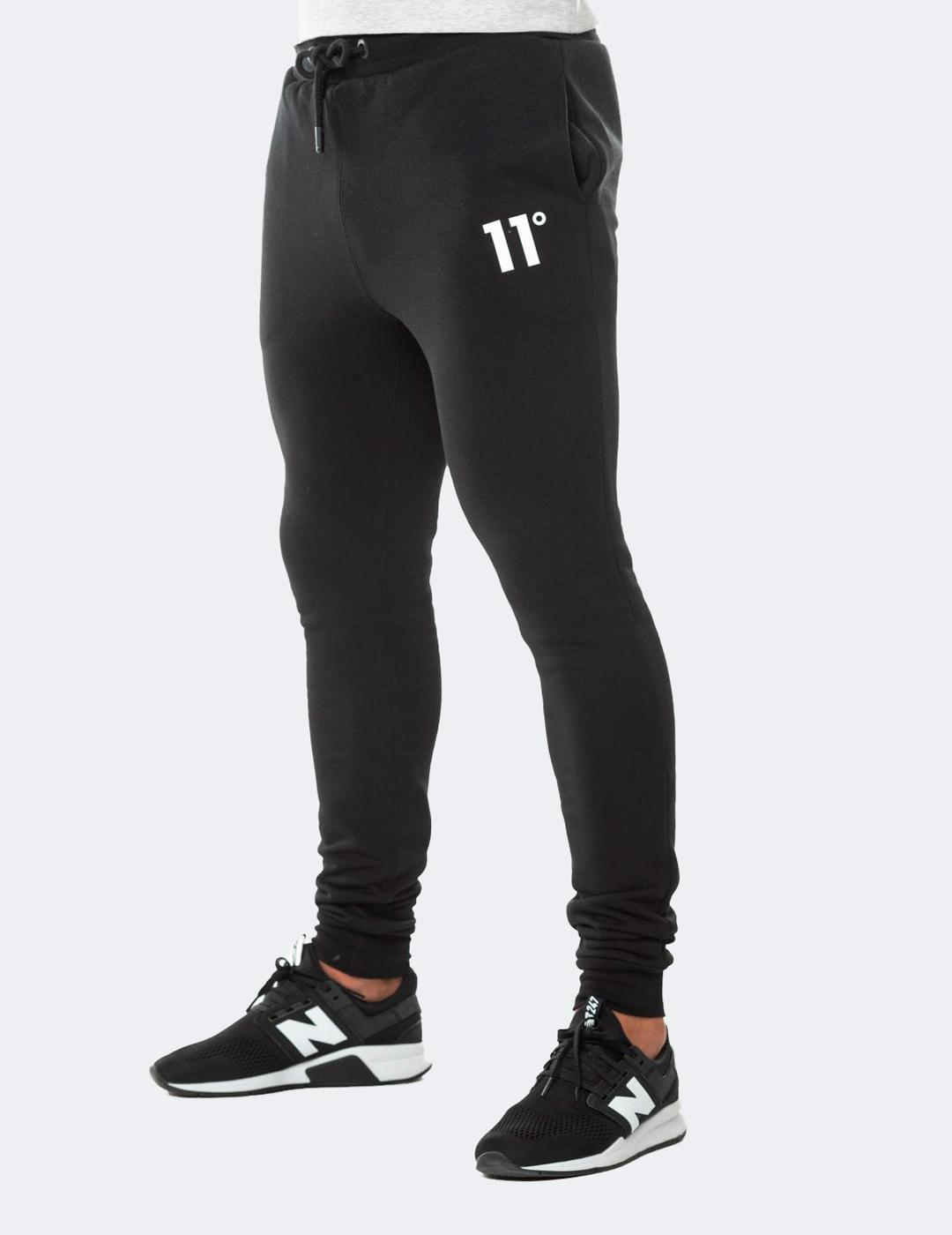 Pantalón CORE JOGGERS SKINNY FIT - Black