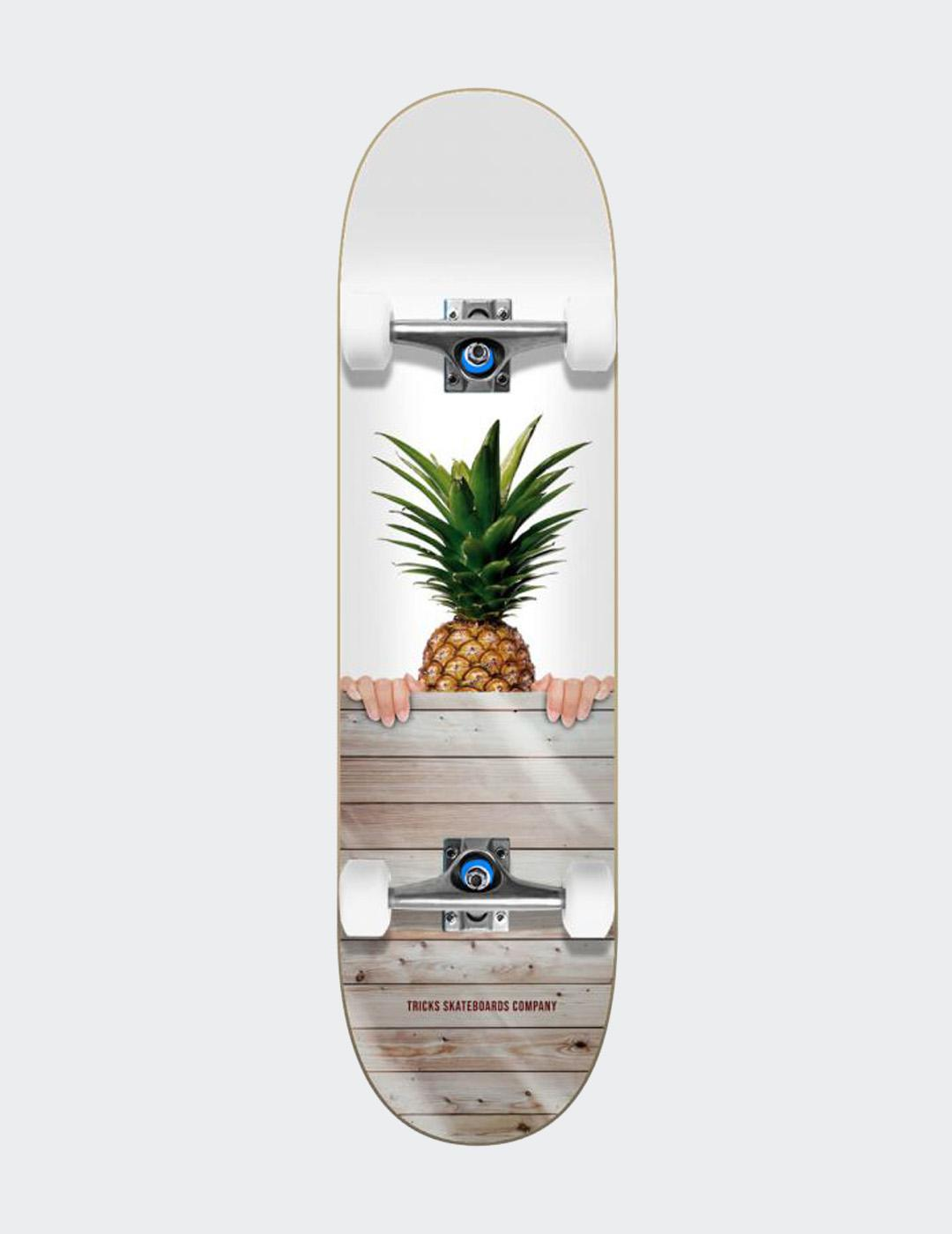 Skate Completo Tricks  Pineapple 7.375'x31.48'