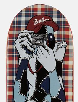 Tabla Skate Element BARBEE GOODWIN 8.2