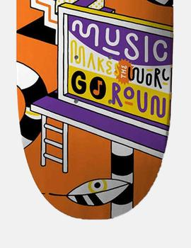 Tabla Skate Element  ELNA MUSIC EVAN 8.1