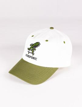 Gorra Hydroponic CP PUSH Natural / Army Green