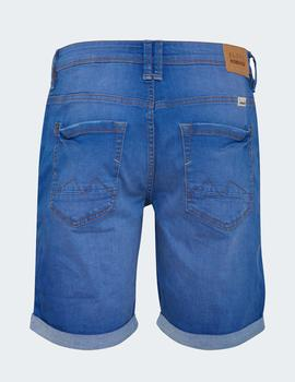 Bermuda DENIM SHORTS - CLEAR BLUE